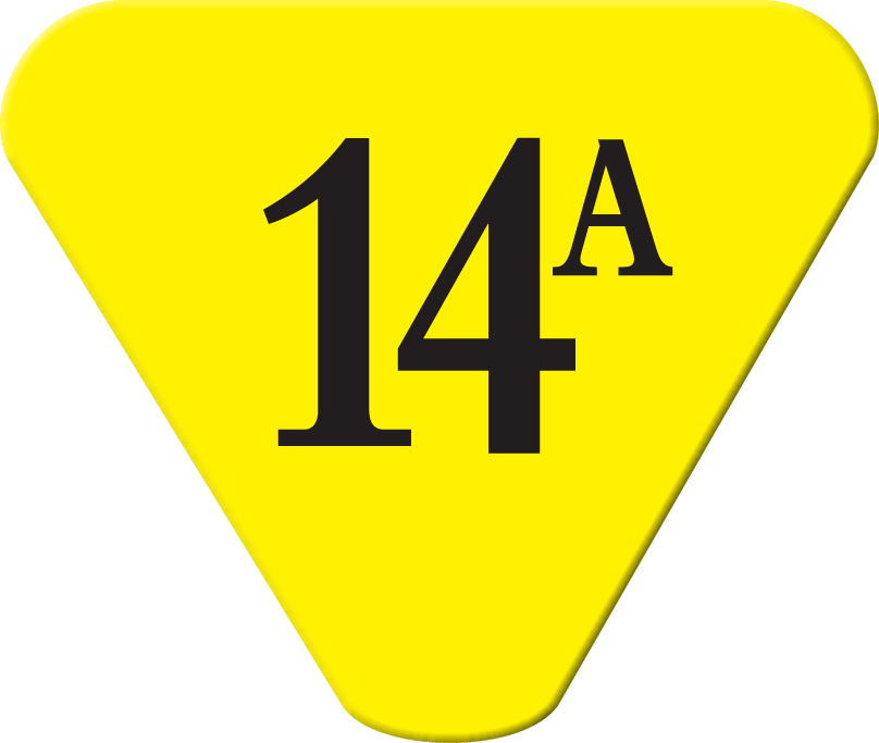 Persons under 14 years of age must be accompanied by an adult.